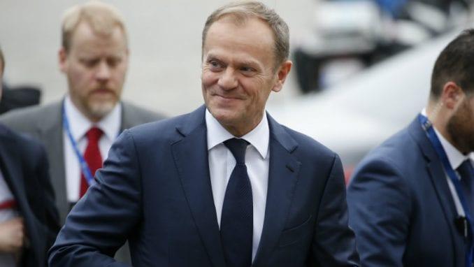 Tusk: Članstvo Srbije u EU na kraju dijaloga sa Prištinom 1