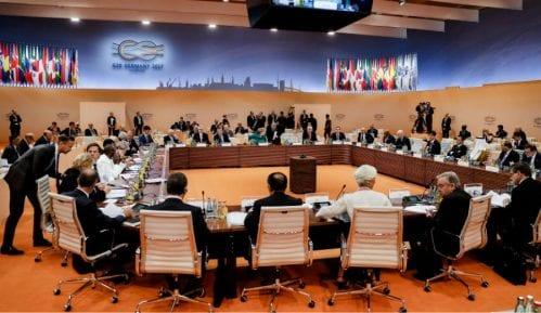 Lideri G20 bez dogovora o klimatskim promenama 14