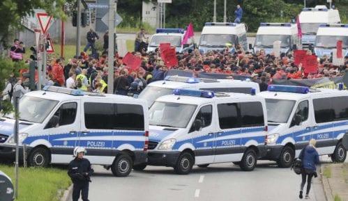 Haos u Hamburgu uoči samita G20 2