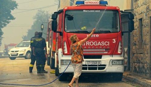 Požari kod Splita pod kontrolom, počinje procena štete 14