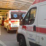 Autobus se prevrnuo kod Valjeva, oko 20 povređenih 10