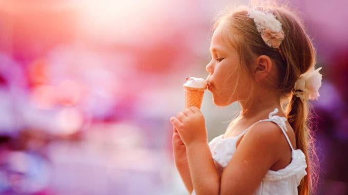 Ice Cream Festival za vikend 4