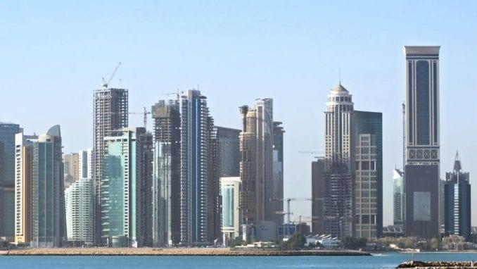 Saudijska Arabija želi fizički da se odvoji od Katara 1