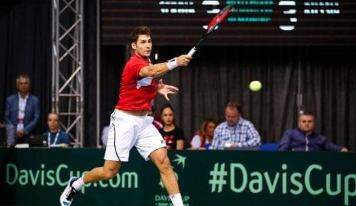 Lajović osvojio turnir u Baštadu 6