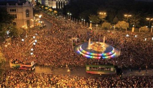 Najveća Parada ponosa na svetu u Madridu 10
