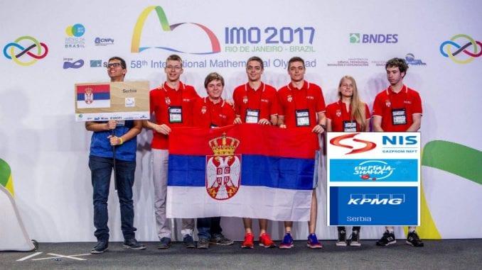 Uspeh srpskih matematičara u Brazilu 1