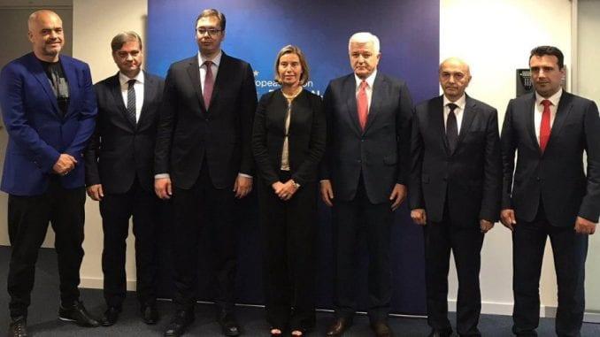 Sastanak lidera Zapadnog Balkana danas u Trstu 2