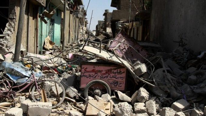 Bliži se kraj ofanzive u Mosulu 2
