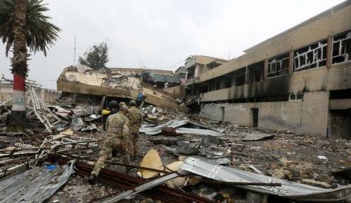 Žene bombaši napale vojsku 3
