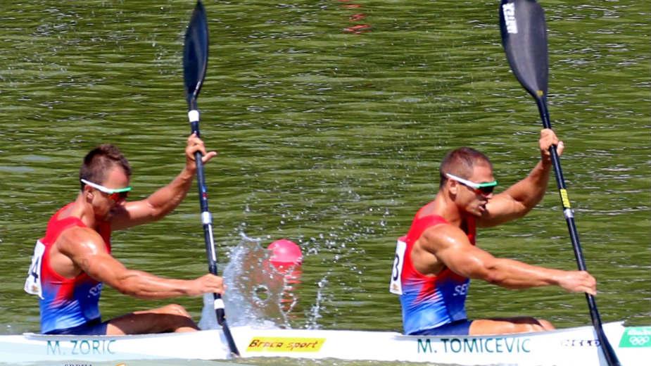 Kajak: Srebro za Zorića i Tomićevića 10