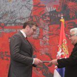 Vučić primio akreditive ambasadora Pakistana i Belorusije 10