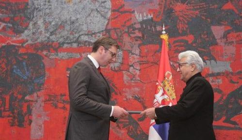 Vučić primio akreditive ambasadora Pakistana i Belorusije 8