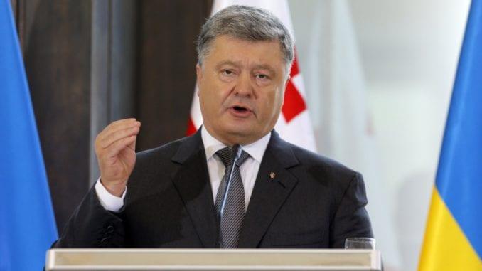 Porošenko potpisao amandman o članstvu u EU i NATO 2