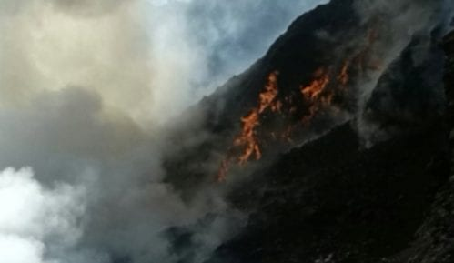 Požar kod Trogira 12