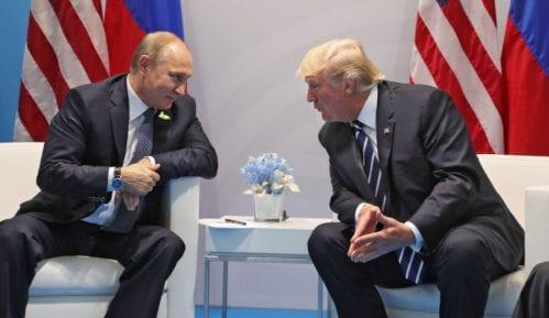Peskov: Razgovor Putina i Trampa nije bio tajna 7