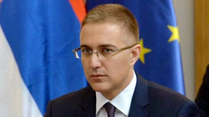 Stefanović: Identifikovani napadači na novinare 1