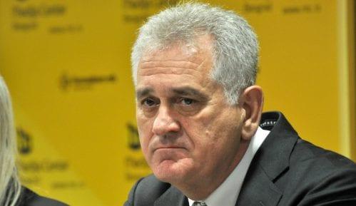 Nikolić predsedavao prvoj sednici Saveta 8