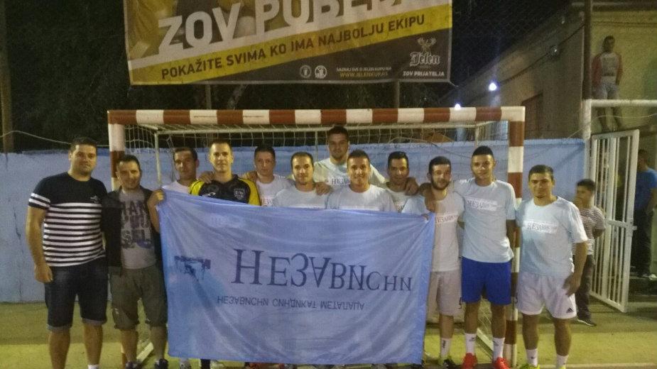Završen drugi Memorijalni turnir Zoran Popović Pop 1