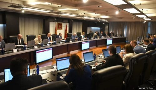 Vlada CG na kolektivnom odmoru tri sedmice 9