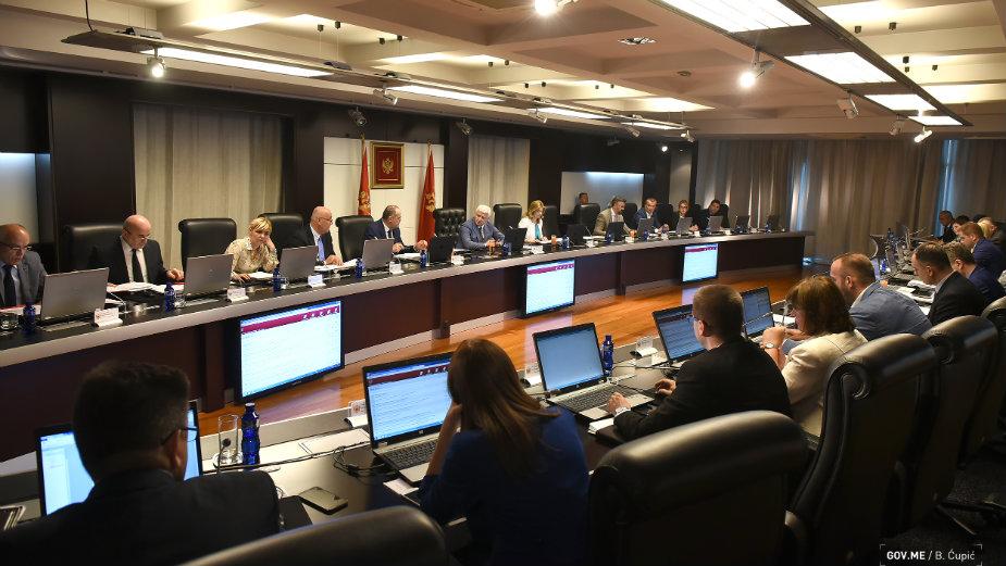 Vlada CG na kolektivnom odmoru tri sedmice 1