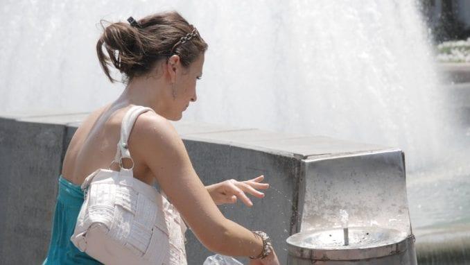 Prošla godina najtoplija otkad se meri temperatura u Srbiji 1