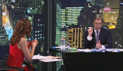 Vučić: Neću da budem odgovorniji od opozicije za Kosovo 9