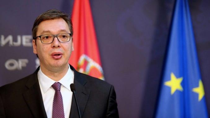 Vučić uputio telegram saučešća predsedniku SAD 4