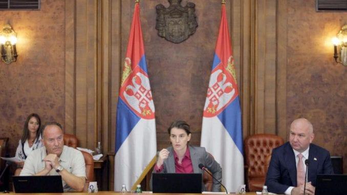 Vlada Srbije funkcioniše i kada su ministri na odmoru 1