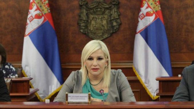 Mihajlović: Nema razloga za hitnost oko zakona o rodnoj ravnopravnosti 1