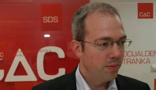 Samofalov: Privremeni problemi između PSG i DS 15