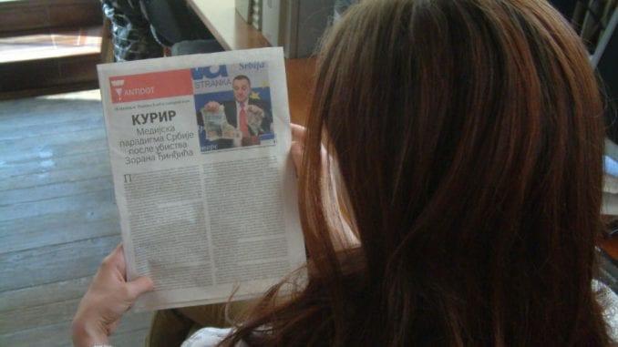 Medijske manipulacije protiv kritike vlasti 1