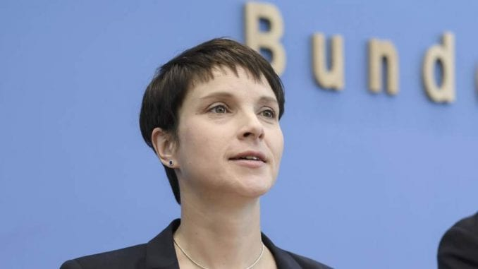 Alternativa za Nemačku treća snaga u Bundestagu 3