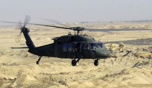 Srušio se američki helikopter u Jemenu 9