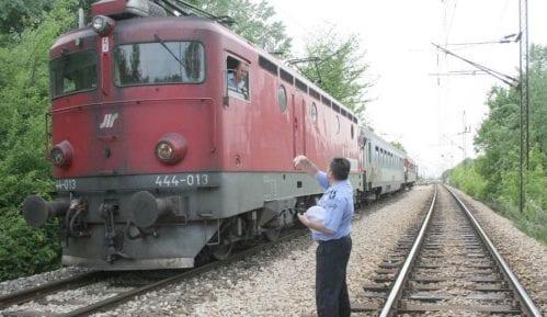 Kašnjenje vozova zbog kvara 13