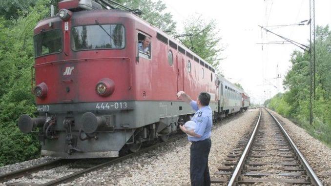 Kašnjenje vozova zbog kvara 1
