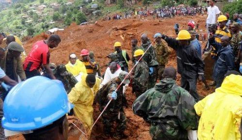 Oko 600 ljudi nestalo u klizištima u Sijera Leoneu 13