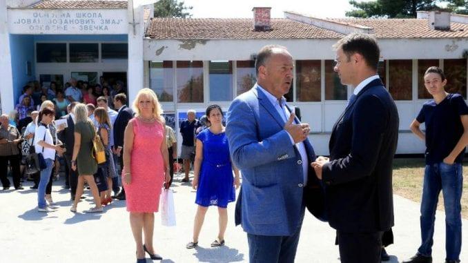 Školska sala iz kredita EIB 1