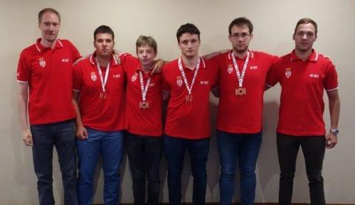 Srbiji četiri medalje na Olimpijadi iz informatike 15