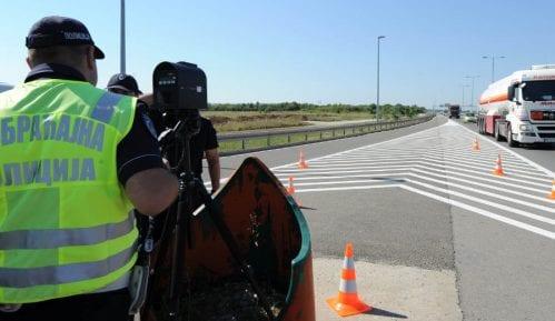 Tokom sabora u Guči iz saobraćaja isključeno 132 pijana vozača 7