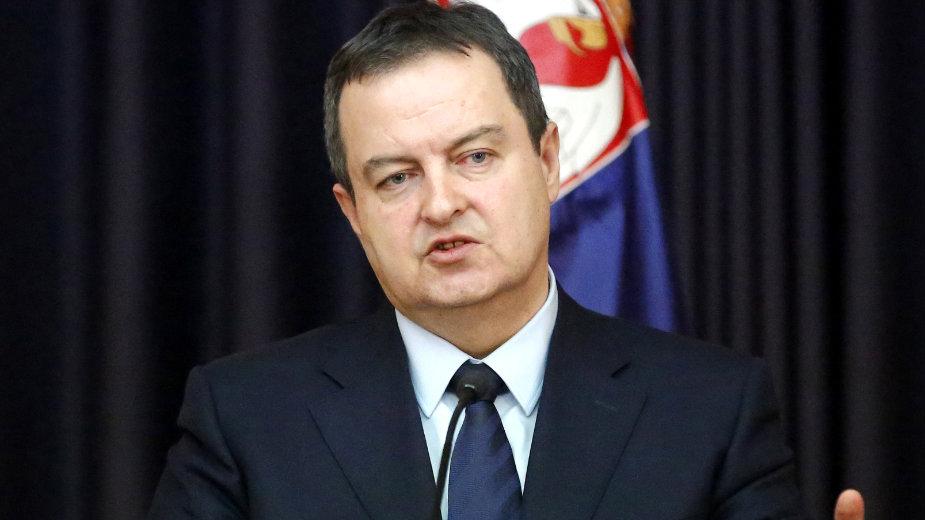 Dačić: Nisam diskriminisao medije 1