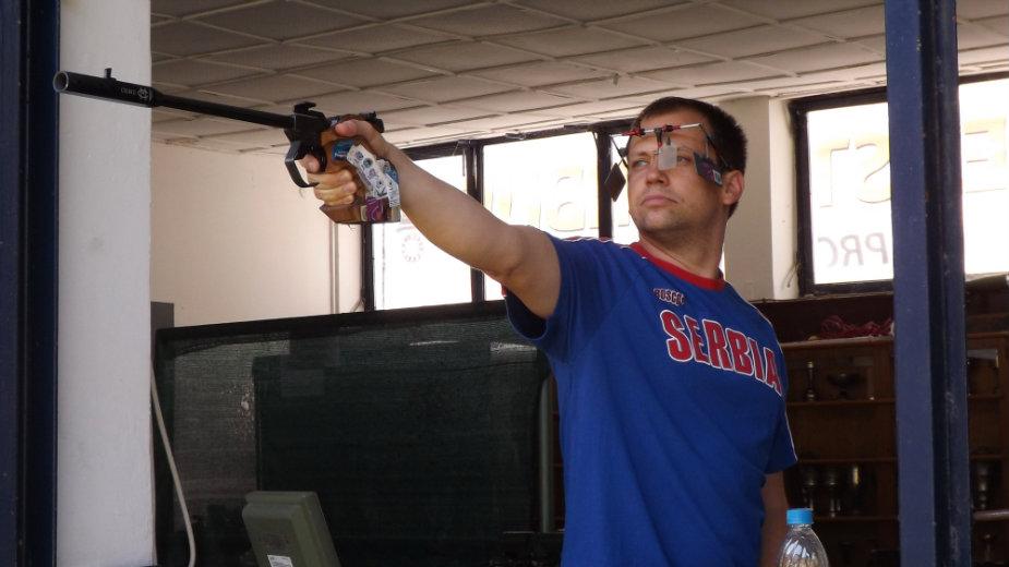 Strelci Srbije naciljali medalje na OI 1