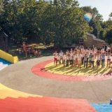 Volonteri Direct Media renovirali amfiteatar u Dečijem selu 13