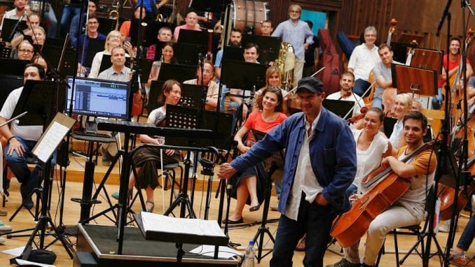 Čuveni Rejf Fajns u Beogradskoj filharmoniji 5