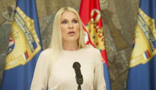 Popović Ivković optužila opoziciju za raspirivanje nasilja u društvu 3