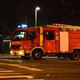 Lokalizovan požar u Mirijevu, nema povređenih 12