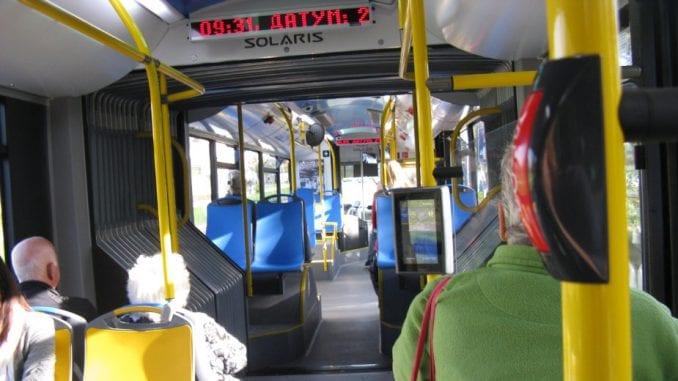 Klimatizovano 50 odsto vozila gradskog prevoza 1