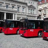 GSP: Više od 500 autobusa u Beogradu ima ispravne klima-uređaje 1
