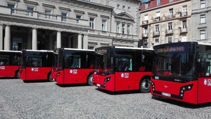 Vesić: Od 1. septembra na ulicama Beograda oko 200 novih autobusa 3