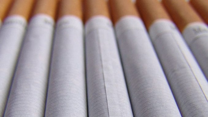U Srbiji povećani proizvodnja i izvoz cigareta i u vreme pandemije 1