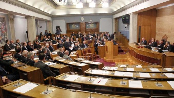 Skupština Crne Gore počela raspravu o novoj vladi,  u sali i Đukanović 5